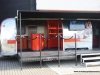 Airstream sales trailer for Weber BBQ Experience 2012