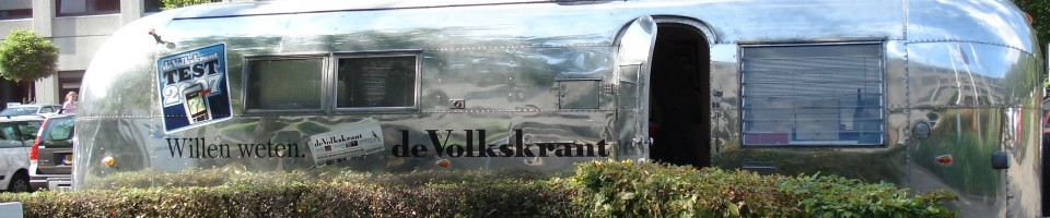 Airstream Sovereign 30′