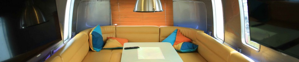Intertieur Airstream Argosy