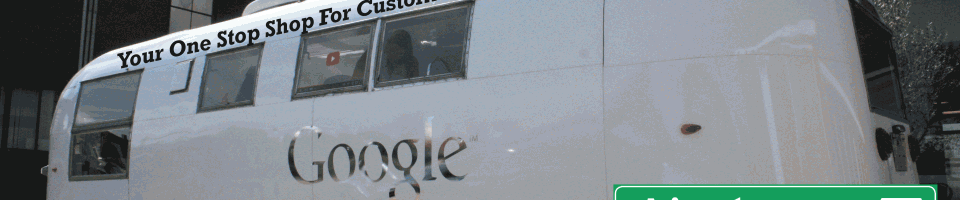Google House On Wheels