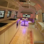 Airstream interior design by AirstreamProfs