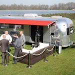 Airstream Cigar Lounge Roadshow
