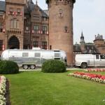 Airstream Cigar Lounge on Tour