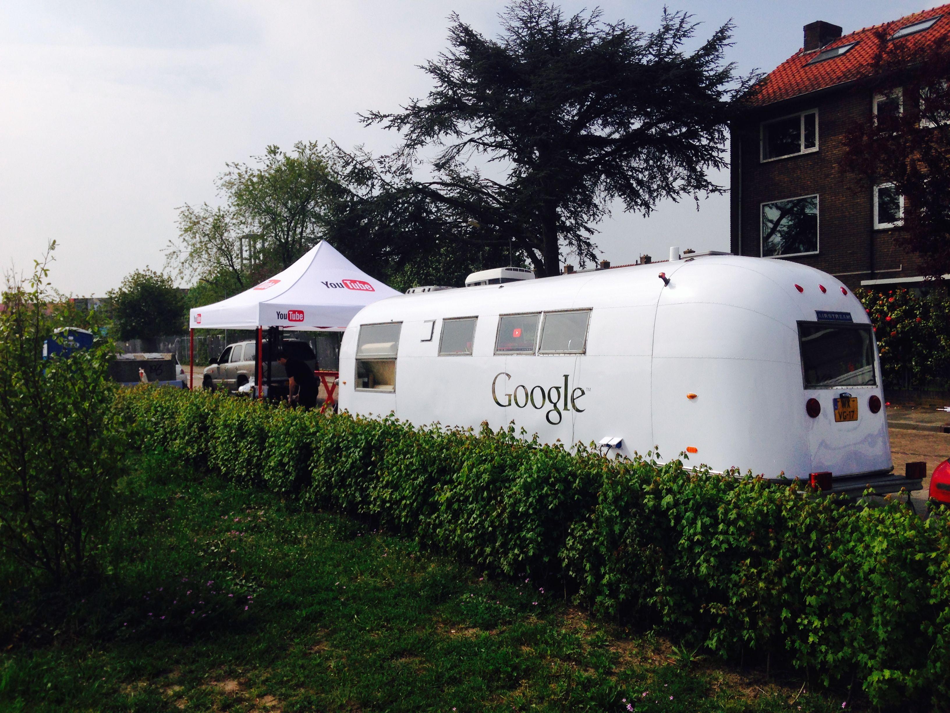 GoogleStream Caravan